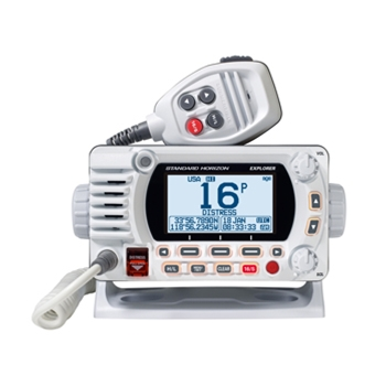 Standard Horizon GX1850G Explorer VHF with GPS White