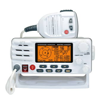 Standard Horizon GX2200 Matrix AIS with GPS White