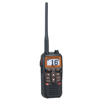 Standard Horizon HX210 Floating 6 Watt Handheld VHF