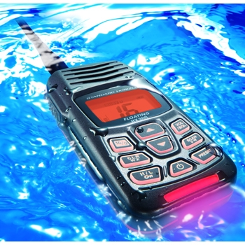 Standard Horizon HX300 Floating VHF