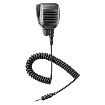 Standard Horizon SSM-21A Submersible Speaker Mic with Ear Jack
