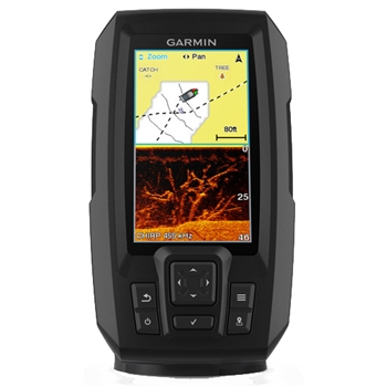 Garmin STRIKER Plus 4cv with Transducer