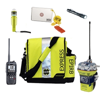 The GPS Store Ultimate ACR EPIRB Ditch Bag Bundle