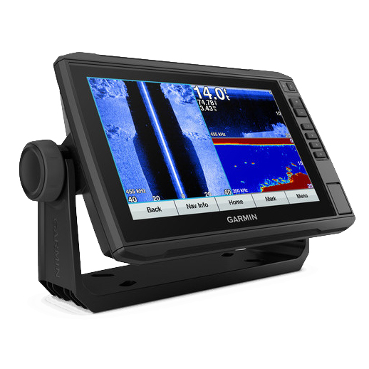 Garmin ECHOMAP Plus 93sv without Transducer