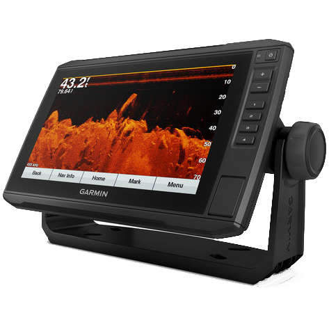 Garmin ECHOMAP Plus 93sv with Transducer