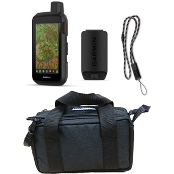 Garmin Montana 700i Value Bundle