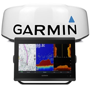 Garmin GPSMAP 8612xsv and GMR 24xHD Radar Bundle