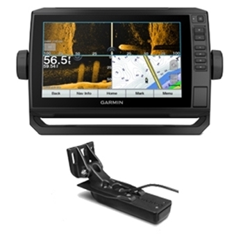 Garmin ECHOMAP UHD 94sv with Bluechart G3 Charts and Transducer