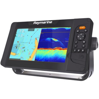Raymarine Element 9S with LNC2 Charting