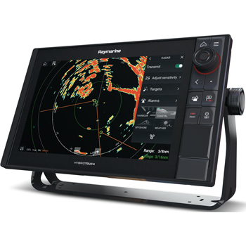 Raymarine Axiom Pro 12 RVX with Lighthouse Mapping