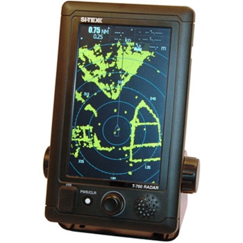 Sitex T-761 Color Touch Screen 4kw Radar