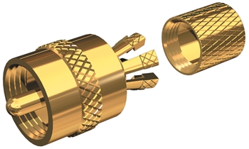 Shakespeare PL259-CP-G Centerpin Connector