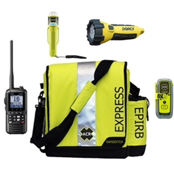 The GPS Store PLB Ditch Bag Bundle