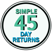 45 Day Returns