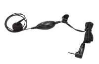 Garmin Earbud with Push-to-talk (PTT) microphone for Rinos