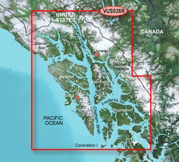 Marine Charts by C-map, Navionics & Garmin
