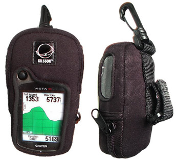 Gilsson ETCN - Neoprene case for Garmin eTrex Color units