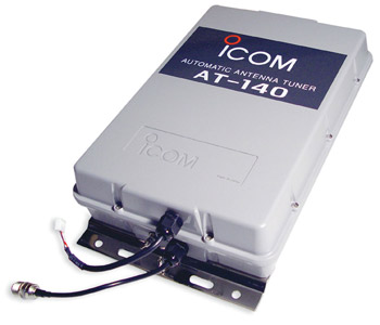 Icom AT 140 HF Automatic Antenna Tuner