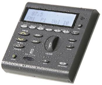 poly planar mrd 70 marine stereo receiver gray rh thegpsstore com