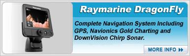 Raymarine DragonFly Gold