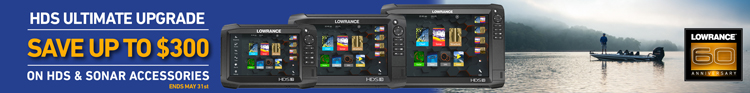 Lowrance HDS Ultimate Upgrade