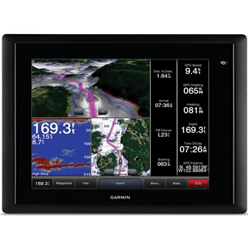 Garmin GPSMAP 8212 MFD Display Only