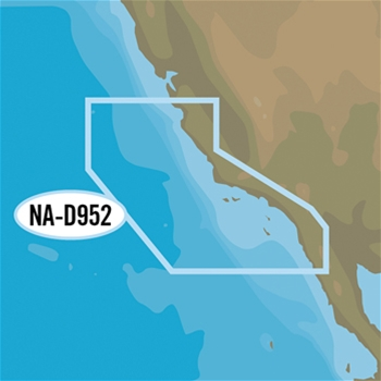 C-MAP 4D Local Chart - San Diego to Santa Cruz