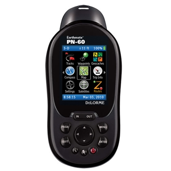 DeLorme PN 60 Outdoor GPS