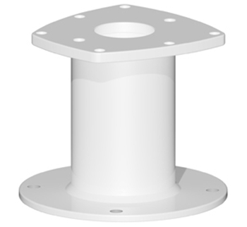 Edson Vision Series 6 inch Vertical Tower Mount