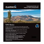 Garmin TOPO Mexico on microSD/SD card