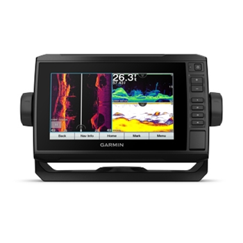 Garmin ECHOMAP UHD 74sv with GT56 Transducer