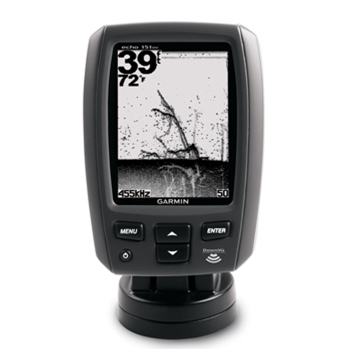Garmin echo 151dv with DownVu Scanning