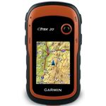 Garmin eTrex 20 Color Handheld GPS with Free Slip Case