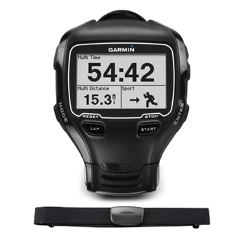 Garmin Forerunner 910XT Multi Sport GPS Watch with Heart Rate Monitor