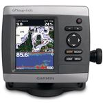 Garmin GPSMAP 441S Color Chartplotter and Sounder with Transducer