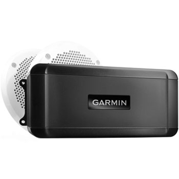 Garmin Meteor 300 Marine Audio System with Speakers
