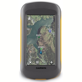 Garmin Montana 600 LakeVu HD SD Card Bundle