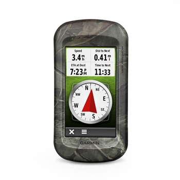 "Garmin Montana 600t Camo Touchscreen Handheld GPS with 4"" Screen"