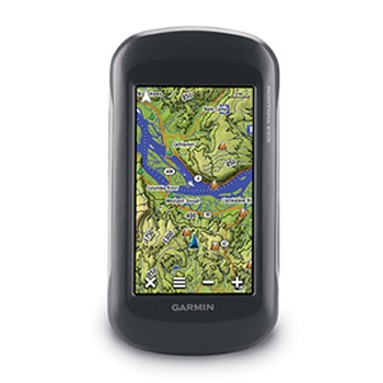 Garmin Montana 650t Touch Screen Handheld GPS with US Topo Maps