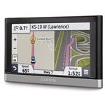 Garmin Nuvi 2577LT with Maps of North America and Europe