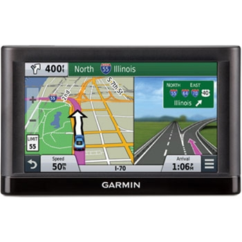 Garmin Nuvi 65LM with U.S. Maps