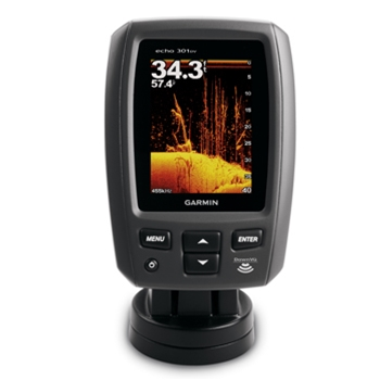 Garmin echo 301dv with DownVu