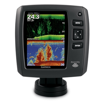 Garmin echo 551dv with DownVu Sonar