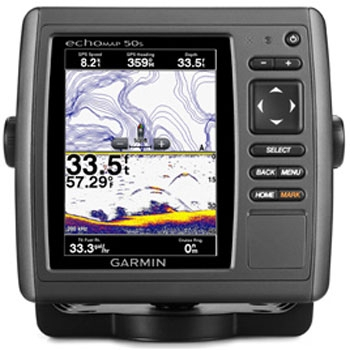 Garmin echoMAP 50s without Transducer