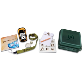 Garmin eTrex 10 Geocaching Bundle Handheld GPS