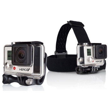 GoPro Head Strap Mount with Quick Clip