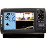 Lowrance Elite 7 CHIRP Basemap with 83/200 & 455/800 Transducer