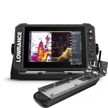 Lowrance Elite FS 7 with 3-1 Active Imaging Transducer