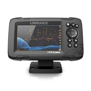 Lowrance HOOK Reveal 5x Fishfinder with Splitshot Transducer