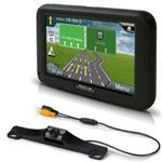 Magellan RoadMate 5255T LM Backup Camera Bundle
